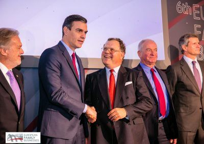 6th-European-Family-Business-Summit-Madrid-Pedro-Sanchez
