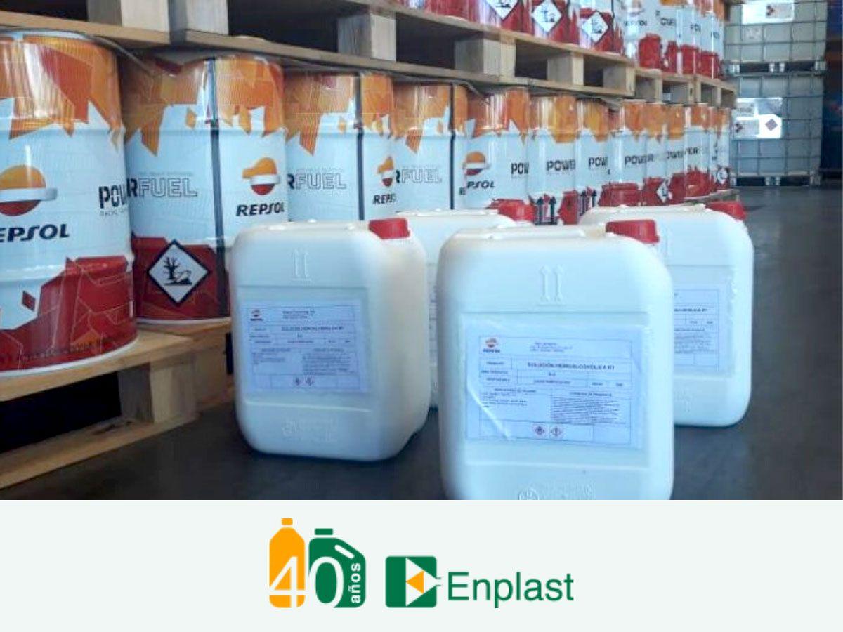 Enplast dona los envases para geles hidroalcohólicos