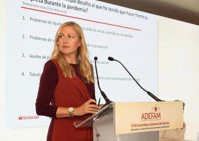 Los socios de ADEFAM participan en la encuesta anual de percepción económica
