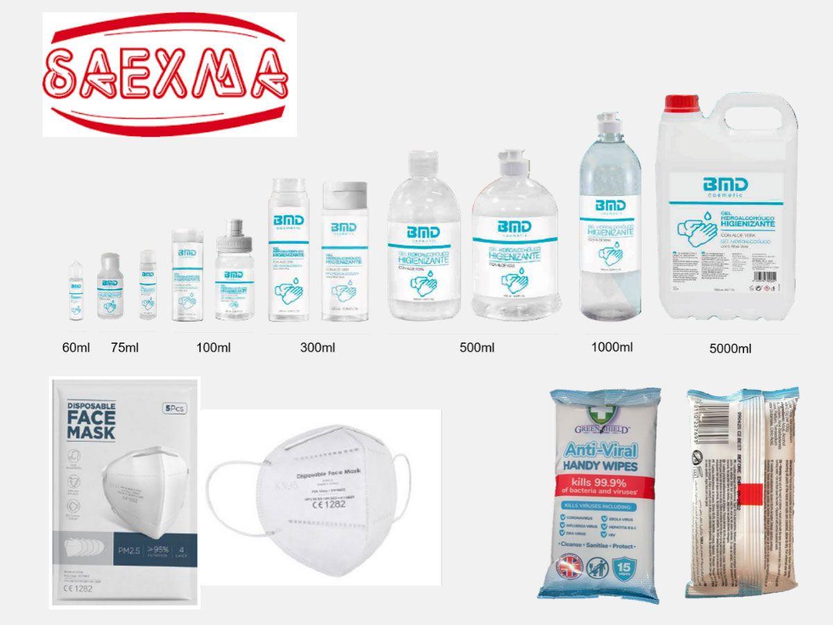Nueva gama de productos de higiene