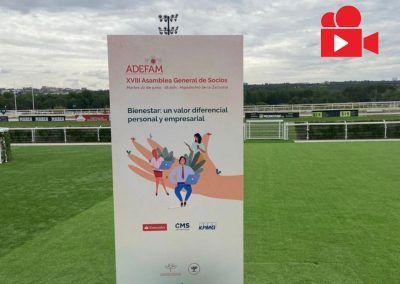 Vídeo XVIII Asamblea General de Socios ADEFAM