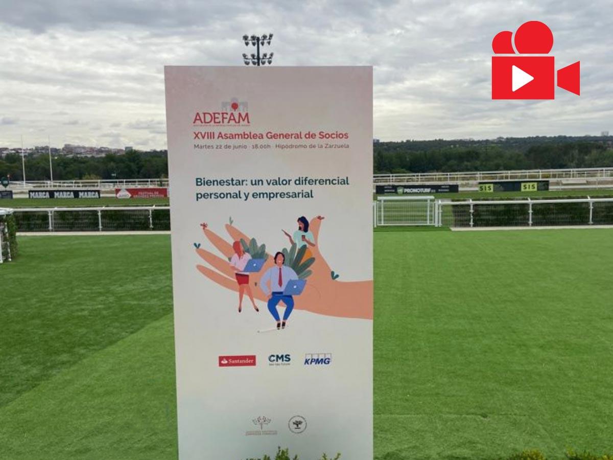 Vídeo-XVIII-Asamblea-General-ADEFAM